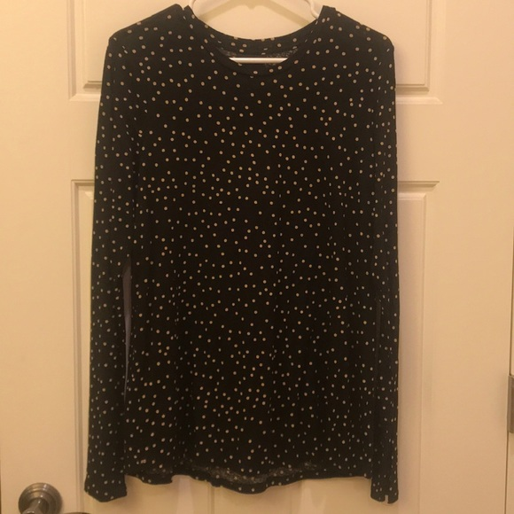Who What Wear Sweaters - NWT Who What Wear thin black sweater